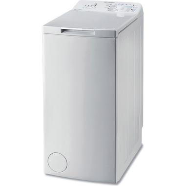 Indesit BTW L60300 IT/N lavatrice Caricamento dall'alto 6 kg 1000 Giri/min D Bianco