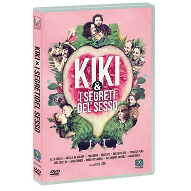 Eagle Pictures Kiki & i segreti del sesso (DVD)