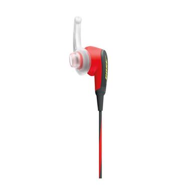 Bose 741776-0040 Auricolare Stereofonico Cablato Rosso, Nero auricolare per telefono cellulare