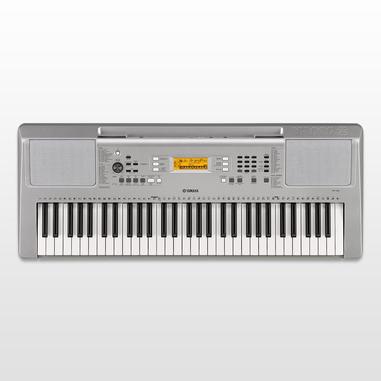Yamaha YPT-360 tastiera MIDI 61 chiavi Argento USB
