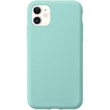 "Cellularline SENSATIONIPHXR2G custodia per iPhone 11  15,5 cm (6.1"") Cover Verde"