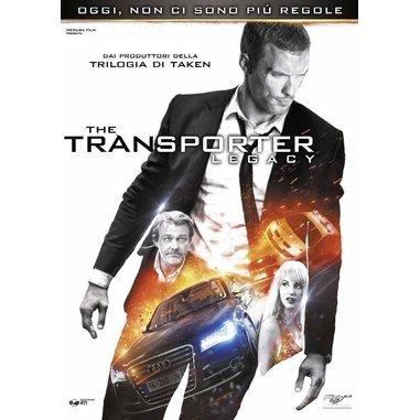 The Transporter Legacy (DVD)