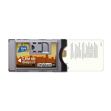 Digiquest BUNDLETVSAT Modulo di accesso condizionato CAM HD
