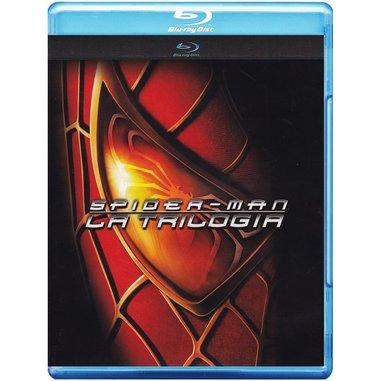 Spider-Man - la trilogia (Blu-ray)