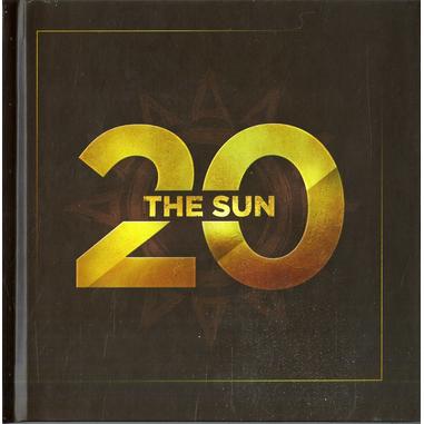 A1 Entertainment The Sun - 20, 2CD + Libro