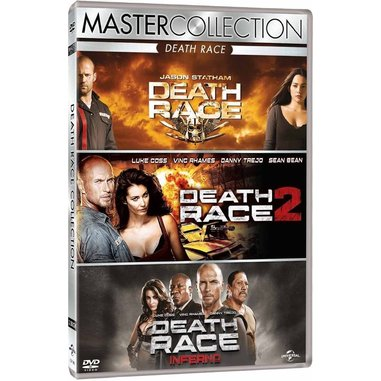 Death race master collection (DVD)