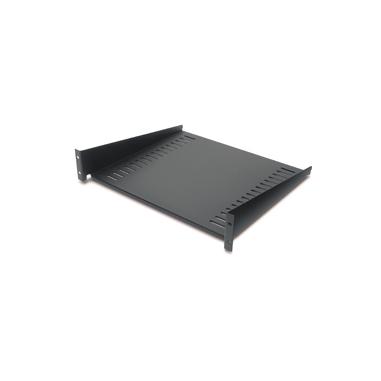 APC mensola fissa nera ventilata, portata 22 kg