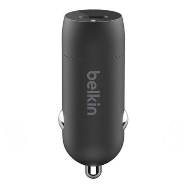 Belkin F7U099BT04-BLK Caricabatterie per dispositivi mobili Auto Nero