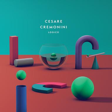 Cesare Cremonini - Logico, (CD)
