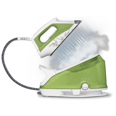 Rowenta Compact Steam Extreme DG7551 2200W 1.2L Acciaio inossidabile Verde