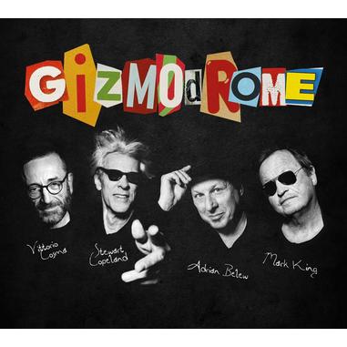 earMusic Gizmodrome - Gizmodrome, CD Rock