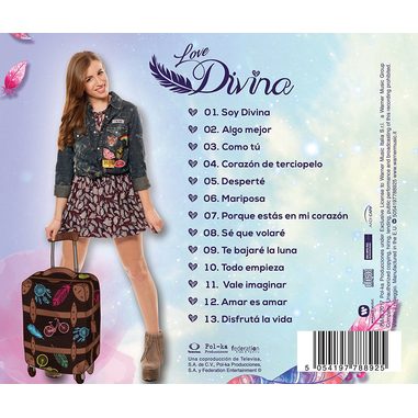 Divina CD Pop