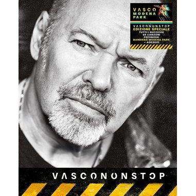 Vascononstop (4CD + Bandiera + Adesivo)