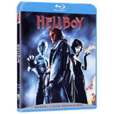 Hellboy, (Blu-Ray)