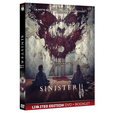 Sinister 2 (edizione limitata DVD + booklet)