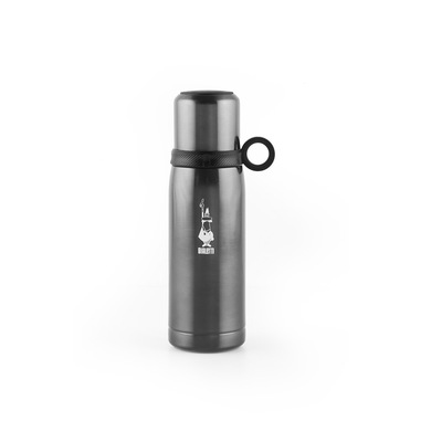 Bialetti Bottiglia Termica C/tz Dark Grey Ml.460