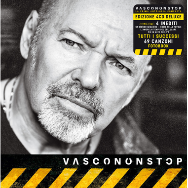 Vasco Rossi - Vascononstop, 4CD