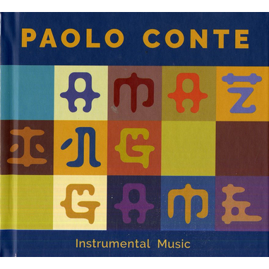 Paolo Conte - Amazing Game - Special Edition, CD
