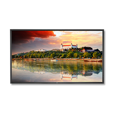 NEC MultiSync X841UHD-2 Digital signage flat panel 84
