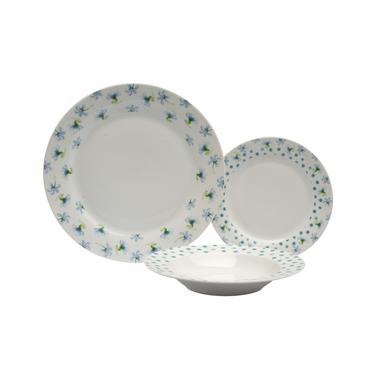 Tognana Porcellane Servizio piatti Maika 18 pzz.
