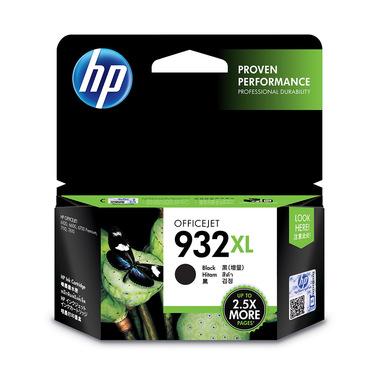 HP Cartuccia originale inchiostro nero ad alta capacità 932XL