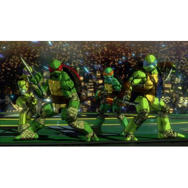 Teenage mutant ninja turtles: mutanti a Manhattan - PlayStatin 4