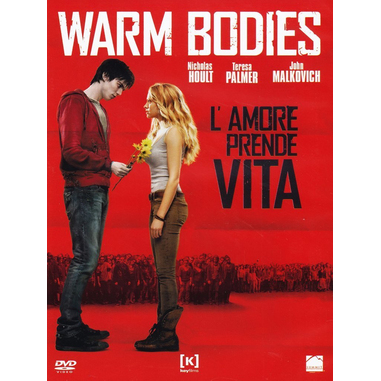 Warm Bodies - L'amore Prende Vita, film (DVD)