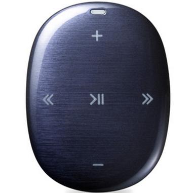 Samsung YP-W1AL Lettore MP3 4GB Blu lettore e registratore MP3/MP4
