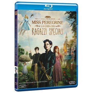 Miss Peregrine - La casa dei ragazzi speciali (Blu-ray)