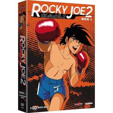 Rocky Joe - stagione 1 parte 2 (DVD)