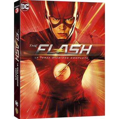 The Flash - La Terza Stagione Completa (6 DVD)