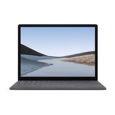 "Microsoft Surface Laptop 3 Computer portatile Platino 34,3 cm (13.5"") 2256 x 1504 Pixel Touch screen Intel® Core™ i5 di decima generazione 8 GB LPDDR4x-SDRAM 128 GB SSD Wi-Fi 6 (802.11ax) Windows 10"