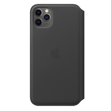 """Apple MX082ZM/A custodia per iPhone 11 Pro Max16,5 cm (6.5"""") Custodia a libro Nero"""