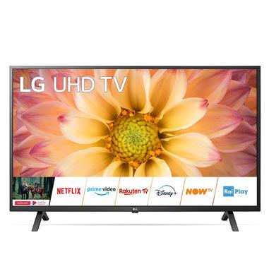 "LG 65UN70006LA.APIQ TV 165,1 cm (65"") 4K Ultra HD Smart TV Wi-Fi Nero"
