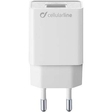 Cellularline USB Charger 5W - Samsung Caricabatterie da rete per dispositivi Samsung
