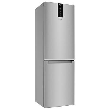 Whirlpool W7 831T MX frigorifero con congelatore Libera installazione 338 L D Acciaio inossidabile
