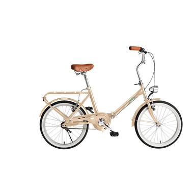 Bebikes La Mia Città Acciaio Crema Bicicletta