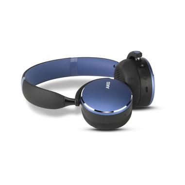 Samsung GP-Y500HAHHC cuffie senza fili Padiglione auricolare Nero, Blu