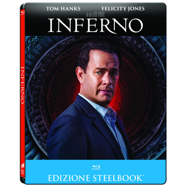 Inferno - Edizione SteelBook (Blu-ray)