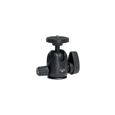 Manfrotto 494 Mini Ball Head Nero treppiede