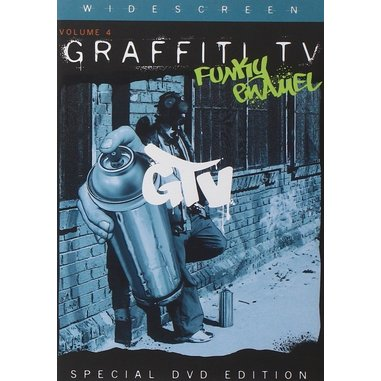 Graffiti Tv. Best Of Vol. 4. Funky Enamel (DVD)