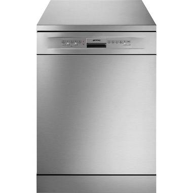 Smeg LVS222XIN lavastoviglie Libera installazione 13 coperti E