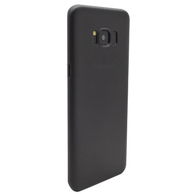 Phonix Custodia Perfect Fit per Samsung Galaxy S8 - Midnight Black