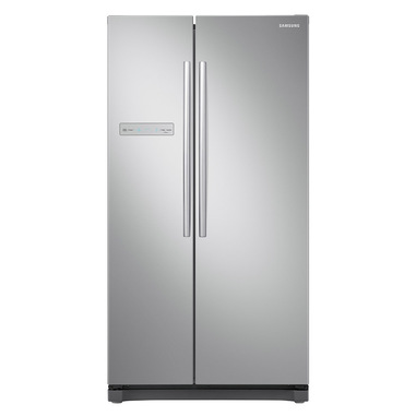 Samsung RS54N3003SA frigorifero side-by-side Libera installazione 535 L F Argento