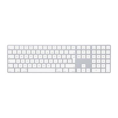 Apple Magic Keyboard con tastierino numerico - Argento