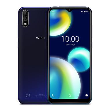 "Wiko VIEW 4 Lite 16,6 cm (6.52"") Doppia SIM Android 10.0 4G Micro-USB 2 GB 64 GB 4000 mAh Blu"