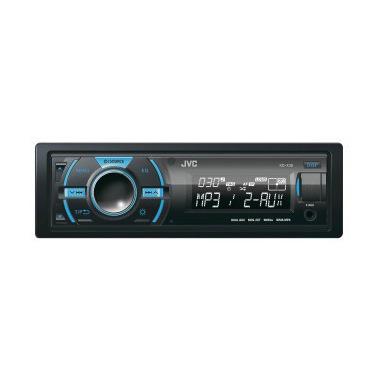 JVC KD-X30E Ricevitore multimediale per auto Nero 200 W Bluetooth