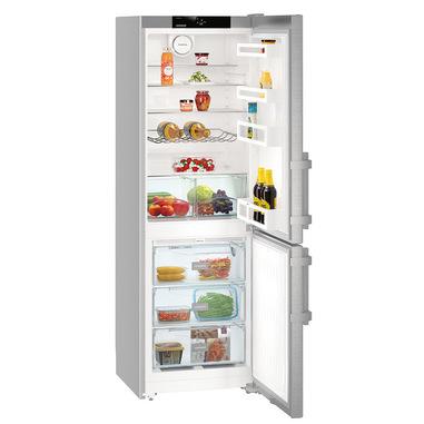 Liebherr CNef 3515 Comfort frigorifero con congelatore Libera installazione 317 L E Argento