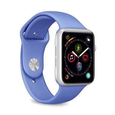 PURO Apple Watch Band 42-44mm Formentera Blue