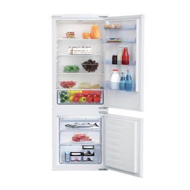 Beko BCSA285K2S frigorifero con congelatore Da incasso Bianco 271 L A+